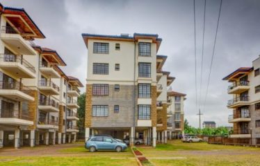 Residential Apartments in Ruaka