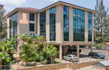Office Block along Riverside Drive