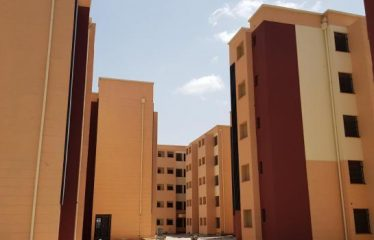 Residential Apartments behind Mlolongo